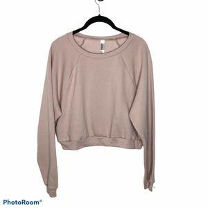 American Apparel Flex Fleece Raglan Sweatshirt